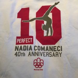 Perfect 10 Anniversary Tshirt